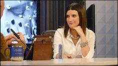 Laura Pausini comparte escenario con Syntek y Sariñana. Con Javier Poza