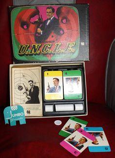 Man from U.N.C.L.E. card game
