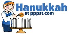 Hanukkah/Chanukah for Kids & Teachers - FREE presentations in PowerPoint format, FREE interactive activities & games