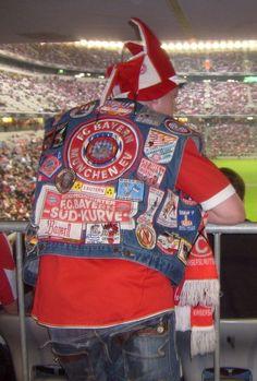 Bayern München fan soccer football hooligan game stadium freek allianz arena rangutan Photography, Bags, Collection, Fashion, Everything, Handbags, Moda, Photograph, Fashion Styles