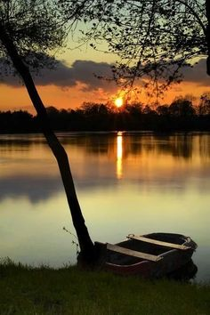 Serenity fabulous sunset
