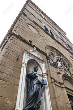 Detail of Orsanmichele church, Florence, Italy Florence Italy, Countries, Cathedral, Louvre, History, Detail, Places, Travel, Italy
