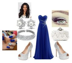 Bling Bling by rodnesha11 on Polyvore featuring Lauren Lorraine, Bling Jewelry and Revlon