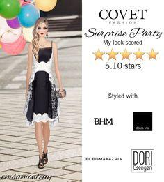 Surprise Party @covetfashion #covet #covetfashion #covetfashionapp #fashion #covetfall2015 #fall2015 #womensfashion #party #surpriseparty #DolceVita #BCBGMAXAZRIA #MoynaNewYork #FranceLuxe #DoriCsengeri #DauphinesOfNewYork
