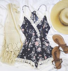Floral prints paired with lace and fringe is what we call a win-win-win. Brighten up your summer days with colorful dresses and rompers from FreeStyle!  #freestyleclothing #summerootd #ootd #romper  #floral #lace #fringe #sunhat #style #fashion #sacramento #sacramentostyle #sacramentofashion #buyselltrade #twiceloved #shopsmall #shoplocal