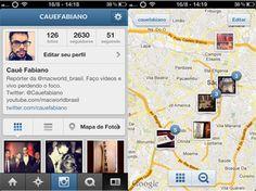 """Com novos recursos e melhorias voltados principalmente para a interface e navegação do usuário, está disponível, para iOS e Android, a versão 3.0 do Instagram. Uma novidade interessante, o """"Mapa de Fotos"""", usa os recursos de geolocalização para marcar onde as fotos foram tiradas. No IDG Now!, por Cauê Fabiano."""