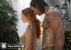 "Alexander Skarsgard's ""The Legend of Tarzan"" Trailer Has Arrived: Watch Here!"