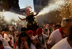 Сан-Фермин: праздник без головы | Рустем Адагамов