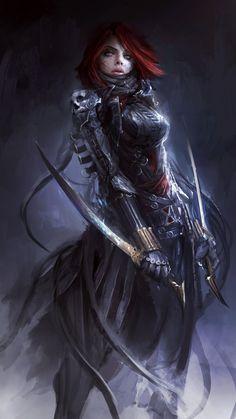Black Widow by theDURRRRIAN on DeviantArt