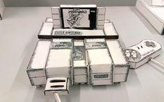 Confira meu projeto do @Behance: \u201cSuper Mario World - Paper Folding (Katherine Morling)\u201d https://www.behance.net/gallery/49614189/Super-Mario-World-Paper-Folding-(Katherine-Morling)