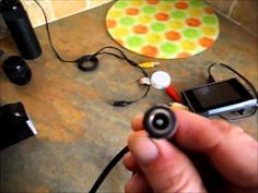 Homemade Nightvision Parts and Setup - http://nightvisiongogglestoday.com/night-vision-googles-for-sale/homemade-nightvision-parts-and-setup/