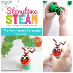 Use a classic picture book to create fun and hands-on Preschool STEM activities, or as we like to say, Preschool STEAM. STEAM is the combination of Science, Technology, Engineering, Art, and Math. STEAM activities help promote essential 21st-century skills, which is important in preparing our children for an unknown future. This post contains affiliate links …
