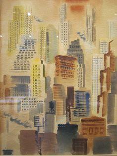 El 3 de junio de 1932 llega a Nueva York  George Grosz,  a bordo del Cuxhaven, instalándose en el Hotel Great Northern, en la Avenida 57. ...