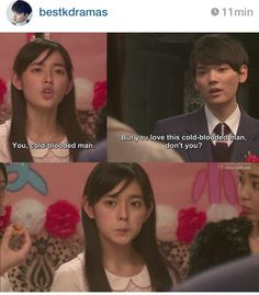 """""""Mischievous Kiss: Love in Tokyo"""" (Japanese drama 2014) - a live-action version of the classic shojo manga """"Itazura na Kiss"""" where the cold guy treats the girl like dirt but she stalks him until he gives in..."""