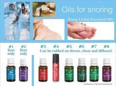 Oils for Snoring