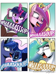 Kallisti IV Request - Whassuuuup! by johnjoseco on deviantART