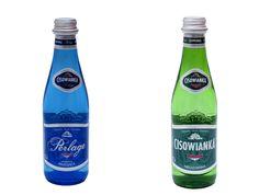 Co wybierasz? Musującą wodę Cisowiankę Perlage czy może niegazowaną Cisowiankę Classique?