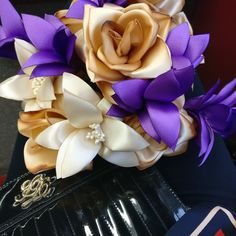 Handmade bouquet by TheElephantJourney