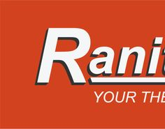 Logo and a flyer for Ranitek - check it out! Design by Laura Paasivirta Flyer A5, North Face Logo, The North Face, Logo Design, Graphic Design, Check It Out, My Arts, Logos, Logo