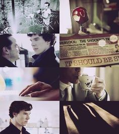 The Reichenbach Fall