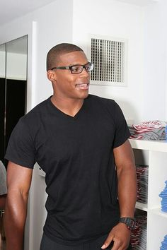 Cam Newton ...ummmm, yes please! Do I really need to repeat myself? Lol