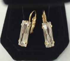 Swarovski Crystal Jewelry  Simple Elegance  by RuthElaineCreations
