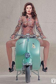 Anna Grigorenko – Playboy International