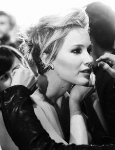 Jennifer Lawrence!