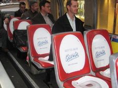 Charmin bus advertising - Guerrilla Marketing |