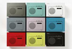Spectrum, a new range of consumer electronics for John Lewis