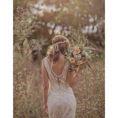 ... Robe de mariée Boheme chic on Pinterest  Robes, Mariage and Chic