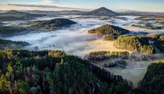 Morning from a fairy tale by filip.molcan, via Flickr