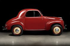 1950 Fiat Topolino (Little Fiat 500, Vintage Cars, Antique Cars, Vintage Golf, Vintage Auto, Microcar, Fiat Cars, Fiat Abarth, Small Cars