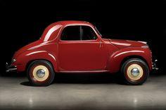 1950 Fiat Topolino 500C » Thornley Kelham