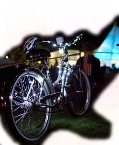 The Midnight Garden Ride presented by New Belgium Brewing - Sautrday August 31, 2013 8:00 PM