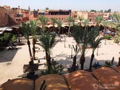 Best restaurants Marrakech, where to eat in Marrakech - Place des Ferblantiers, from Kosybar
