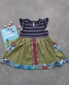 matilda jane buttercup maggie dress....We have this and Love it! But what's not to love about MJ clothing!!