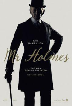 """EL ARTE DEL CINE: REVIEW OFICIAL DE Disney´s """"Mr. Holmes"""" (2015)"""
