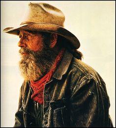 James Bama - 79 Year Old Cowboy