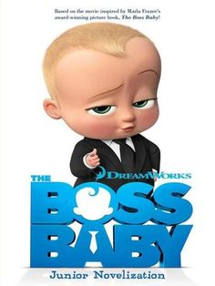 Poster The Boss Baby 2017