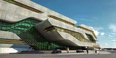 VISIONARY ARCHITECTECTURE
