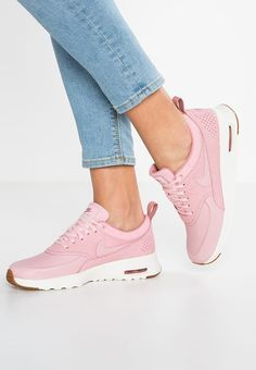 Chaussures Nike Sportswear AIR MAX THEA PRM - Baskets basses - pearl pink/sail chair: 130,00 € chez Zalando (au 20/01/17). Livraison et retours gratuits et service client gratuit au 0800 915 207.