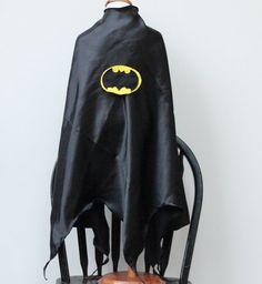 Save the world with this cool batman cape:  #batman #cape