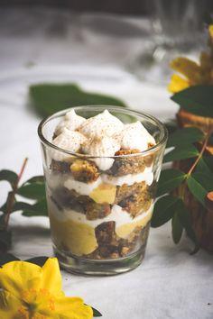 Carrot Cake Ricotta Tiramisu Healthy Spring Recipes, Spring Desserts, Easter Recipes, Outdoor Cooking, Carrot Cake, Ricotta, Tiramisu, Whole Food Recipes, Spoon