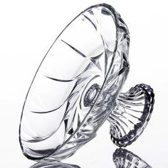 Copa de cristal decorado. unimasa.es