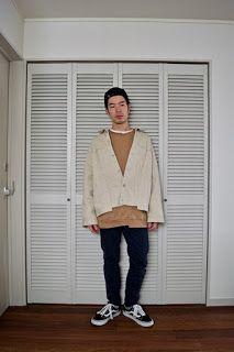 Y's Wardrobe: [UNUSED Acne Studios]今年の春はドロップショルダーで!?