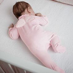 Little Angel Sleeper with Wings