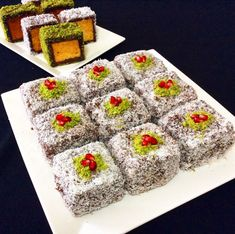 Cake of Turkish delight, Cake Recipes For Kids, Healthy Cake Recipes, Cupcake Recipes, Turkish Delight, Indian Rice Pudding, Best Chocolate Chip Cookie, Food Cakes, Recipe Images, Kids Nutrition