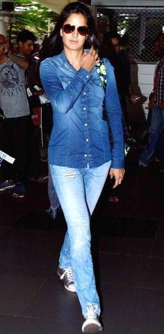 Katrina Kaif #Bollywood #Fashion