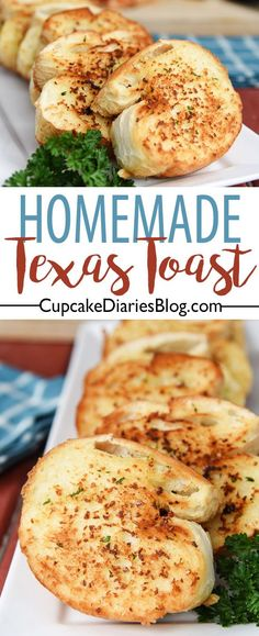 Homemade Texas Toast